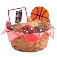 WNBA1-POR - Pro Basketball Basket - Portland Trail
