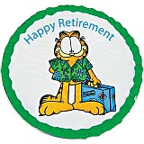 PCG3 - Retirement Garfield Cookie Cake
