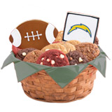 WNFL1-SD - Football Basket - San Diego