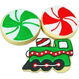 CFA32 - Santa's Workshop Cookie Favors