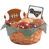 WNFL1-STL - Football Basket - St. Louis