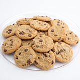 TRY20-CC - Two Dozen Chocolate Chip Gourmet Cookie Tray