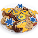 TRY21 - Hanukkah Favors Cookie Tray