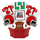 NCAA1-UALA - NCAA Cookie Bouquet - University of Alabama