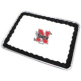 SHNCAA1-UNEB - NCAA Sheet Cookie - University of Nebraska