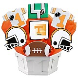 NCAA1-UTENN - NCAA Cookie Bouquet - University of Tennessee