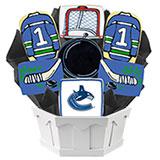 NHL1-VAN - Hockey Bouquet - Vancouver