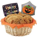 W419 - Spooktacular Halloween Basket
