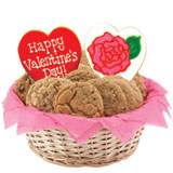 W425 - Valentine Love Basket