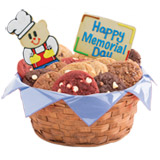 W438 - Happy Memorial Day Basket
