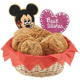 WD21 - Disney - Mickey & Minnie Wedding Basket