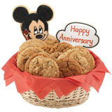 WD3 - Disney - Mickey Minnie Love Basket