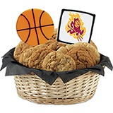 WNCAAB1-ASU - NCAA Basketball Basket - Arizona State University