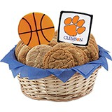 WNCAAB1-CLEM - NCAA Basketball Basket - Clemson University