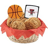 WNCAAB1-TTU - NCAA Basketball Basket - Texas Tech