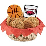 WNCAAB1-UARK - NCAA Basketball Basket - University of Arkansas