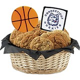 WNCAAB1-UCONN - NCAA Basketball Basket - University of Connecticut