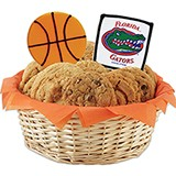 WNCAAB1-UFLA - NCAA Basketball Basket - University of Florida