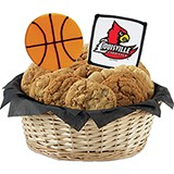 WNCAAB1-ULOU - NCAA Basketball Basket - University of Louisville