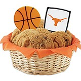 WNCAAB1-UTX - NCAA Basketball Basket - University of Texas