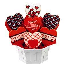Valentines Gifts   Valentine Bouquet