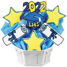 High School Graduation Gifts | Graduation Cookies