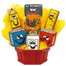 A401 - Wacky School