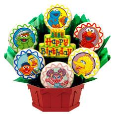 A436 - Sesame Street Birthday