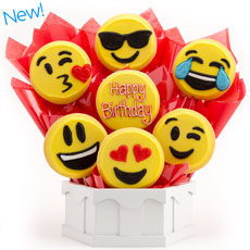 A446-BDAY - Sweet Emojis-Birthday