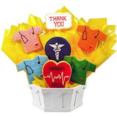 Gift for Nurses | Nurse Graduation Gift | Cookies by Design