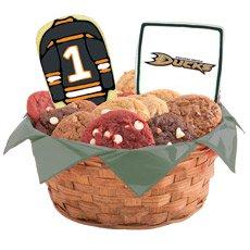 NHL Anaheim Ducks Cookie Basket