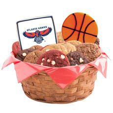 WNBA1-ATL - Pro Basketball Basket - Atlanta