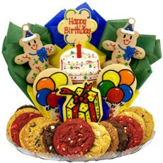 Party Cookie BouTray