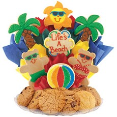 Beach Cookie BouTray