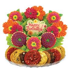 Cookie bouquet cookie delivery gourmet gifts cookies by design birthday mightylinksfo