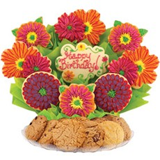 Birthday Splendor Cookie BouTray