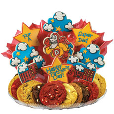 Dad's Day Gift Basket | Father's Day Cookies