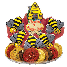 Thanks A Buzz-illion Cookie BouTray™