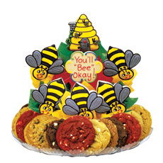 Bees Cookie BouTray™