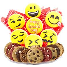 Emoji Boss's Day Gift