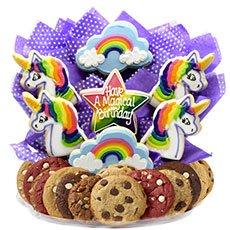 Magical Unicorn Gift   Unicorn Decorated Cookies