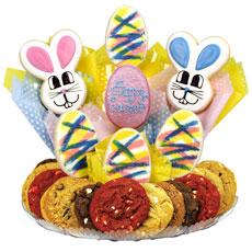 Easter Cookies   Easter Egg Sugar Cookies