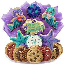Mermaid Gifts   Under the Sea Cookies  