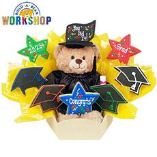 Graduation Bouquet   Graduation Bear