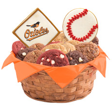 WMLB1-BAL - MLB Basket - Baltimore Orioles