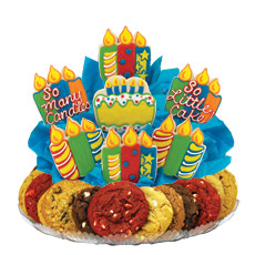 B236 - Birthday Candles BouTray™