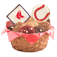WMLB1-BOS - MLB Basket - Boston Redsox