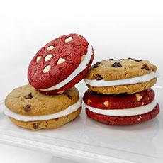 Gourmet Sandwich Cookies (6)