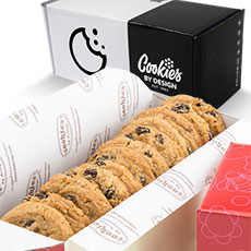 Gourmet Cookies With Nuts (12)