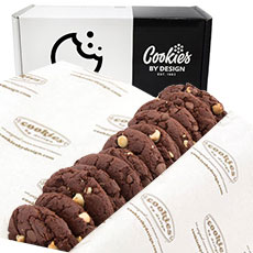 BX8-WCC - Box of One Dozen Decadent Chocolate Gourmets